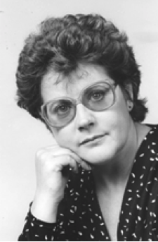 portrait of Sandra Barr